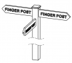 Directional & Waymarkers