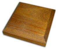 Post Weather Cap - For 4in (100mm) Post - Sapele