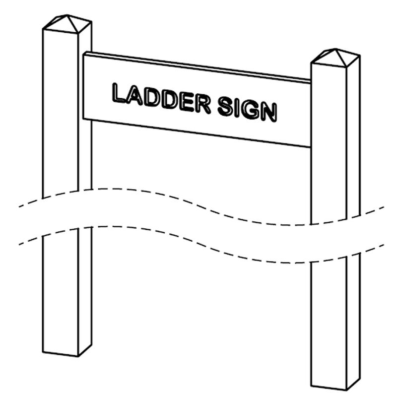 Ladder Signs