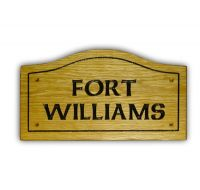 Domed Sign (Medium)