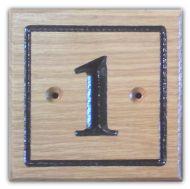 Square/Rectangular Number Sign