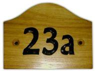Domed Number Sign