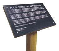 Sign Lectern