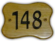Wavy Edged Number Sign